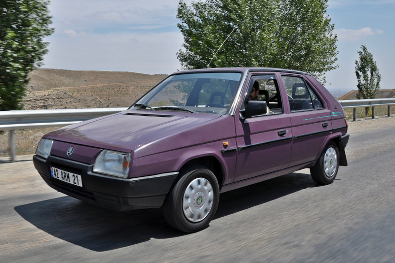 Skoda Favorit 135L