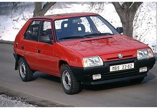 Skoda Favorit 135GLX